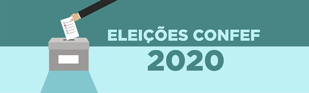 Eleições CONFEF 2020